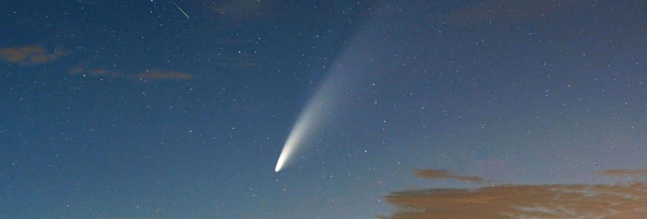 Les plus belles photos de la comète Neowise