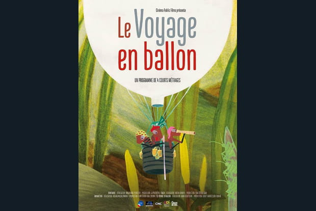 Le Voyage en ballon - Photo 1