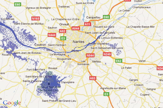 Nantes et Grand-Lieu