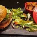 Plat : Windsor Tapas  - burger -   © windsor