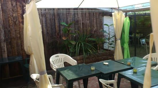 Le Miami Beach  - terrasse réservation -
