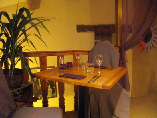 Restaurant la Cigale  - la mezzanine -   © jolivet
