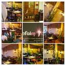 Restaurant : ENFAIM J'M RESTAURANT DE LA DIVERSITE  - Enfaim J'm photos pèle mêle intérieure -   © JayaMag