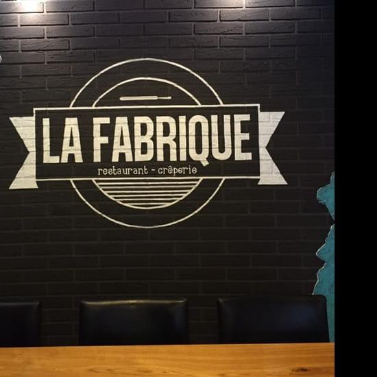 Restaurant : La Fabrique  - Logo -