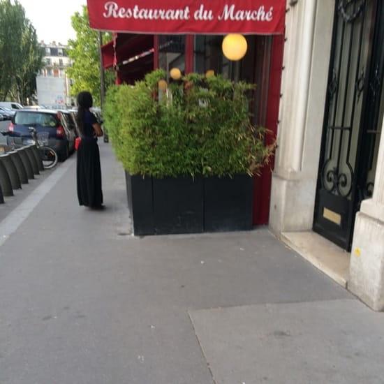 Restaurant : Le Restaurant du Marché  - Restaurant du marché -