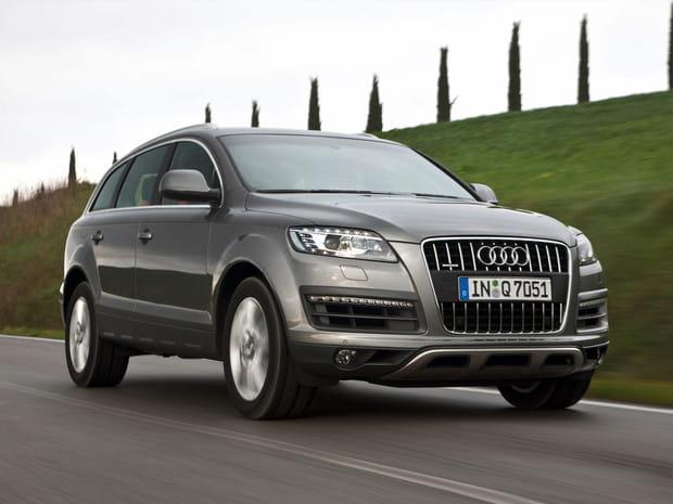 Numéro 37 : Audi Q7