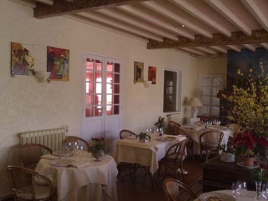 Auberge Du Marais  - grande salle auberge du marais -