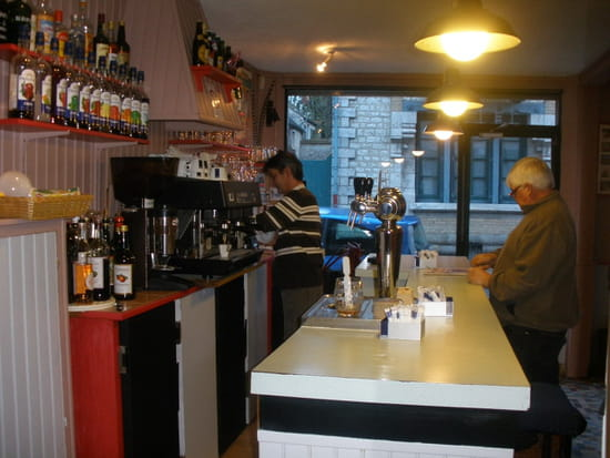 Le Bijou Bar Brasserie  - Le bar -   © chantal Septiers