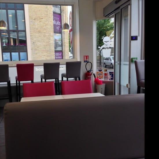 Restaurant : Oshi-Moshi  - Salle  -