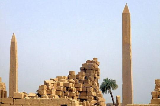 Les obélisques de pharaons