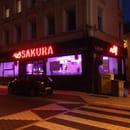 Sakura  - Façade Du Restarant -