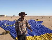Entre ciel et terre : Destination la Namibie, en pays Himba