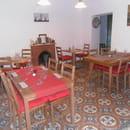 La Petite Maison de Bras  - 1ere salle de restaurant -   © patrick