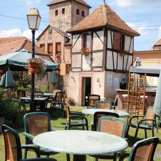 Restaurant Aux Deux Clefs