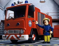 Sam le pompier : La chasse au dinosaure