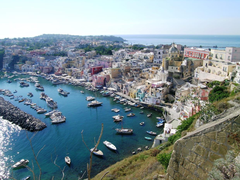 Naples A Voir Mto Monuments