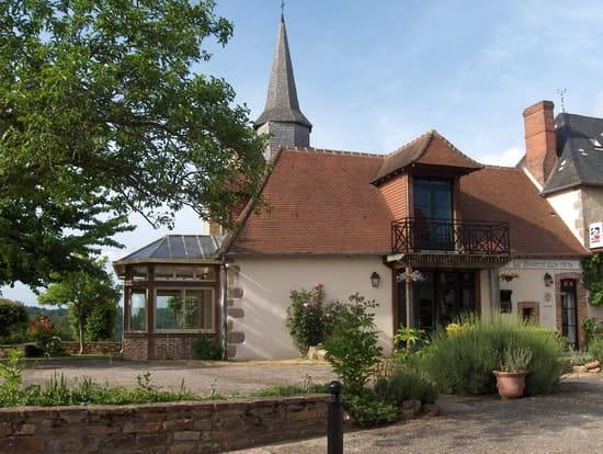 L'Hostellerie du Bourg D'Hem  - restaurant , l'hostellerie -