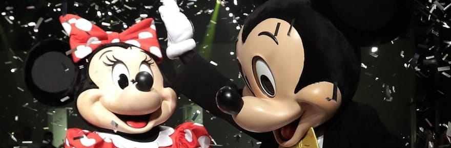 Les secrets de Mickey Mouse