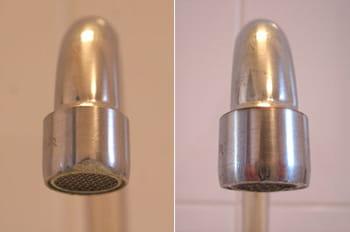 trois solutions pour enlever le calcaire de vos robinets. Black Bedroom Furniture Sets. Home Design Ideas
