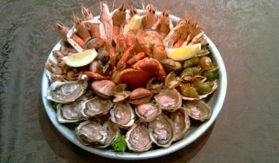 La Criée, Restaurant de poissons - fruits de mer à Royan ...