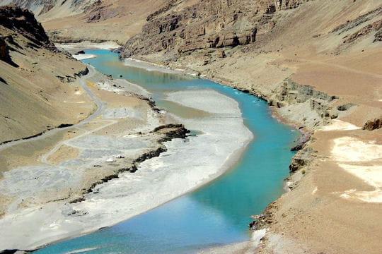 L'Indus, fleuve légendaire