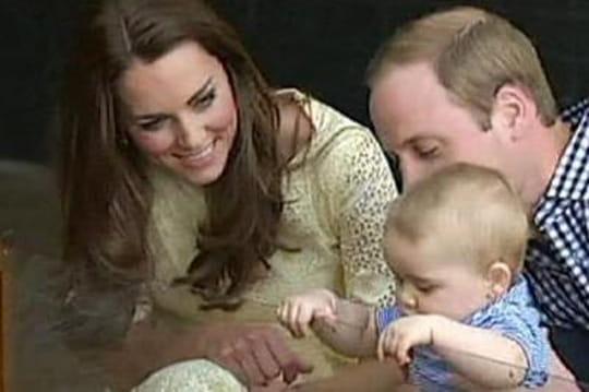 La date de l'accouchement du second bébé de Kate et William révélée