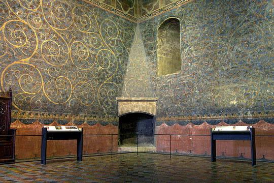 La chambre du pape for Chambre avignon