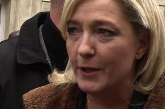 Élections départementales 2015: dans lecollimateur deMarine LePen