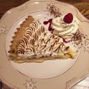 Dessert : La Tablée  - Tarte du jour, citron meringuée  -