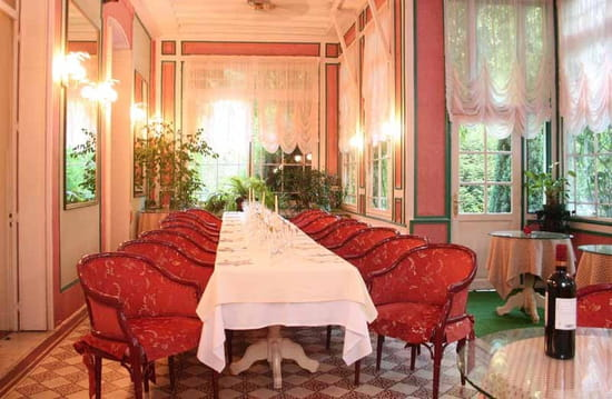 "Belle-Isle sur Risle  - Salle ""dîner de famille"" -   © Timour fawaz"