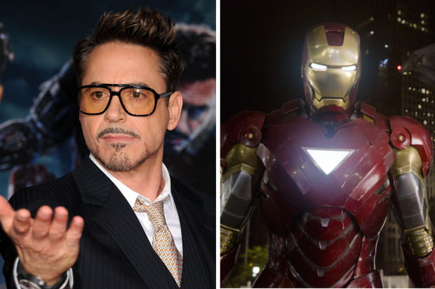 Ces stars que Marvel a transformées en super-héros