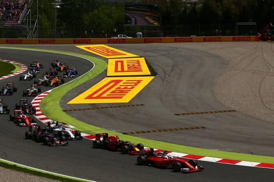 Calendrier F12017: les dates et horaires du Grand Prix du Brésil