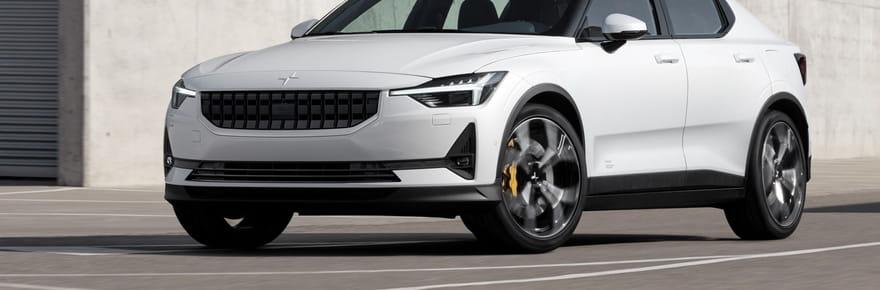 Polestar 2: la concurrente de Volvo à la Tesla Model 3? [infos, photos]