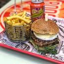 Plat : Boogy's Paris  - Burger -   © C