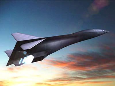 aurora est un nom de code lié au budget du bombardier b-2.