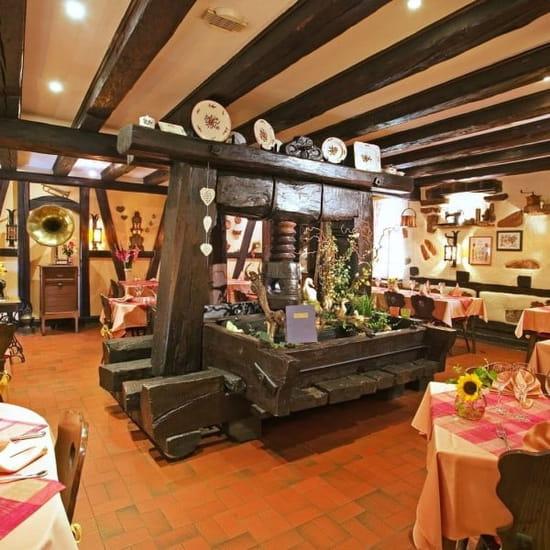 Au Caveau du Vieux Pressoir