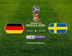 Football - Allemagne / Suède