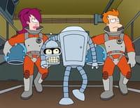 Futurama : Terreur sur la planète robot