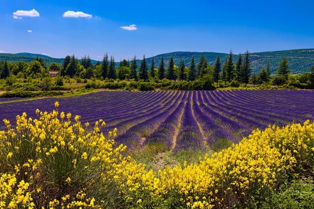 Les lieux mythiques de la Provence