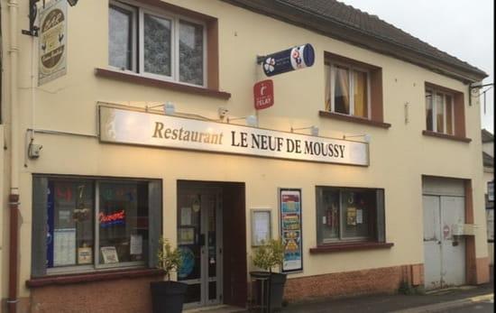 Restaurant : Le Neuf de Moussy