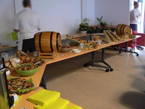 Bar-restaurant-Traiteur Les Pieds dans l'Plat  - inauguration,séminaire -   © bourges joelle