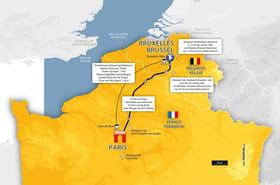 Tour de France: une carte du parcours 2019a fuité, les infos