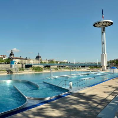 Les plus belles piscines en france pour faire le grand for Calcium plus pour piscine