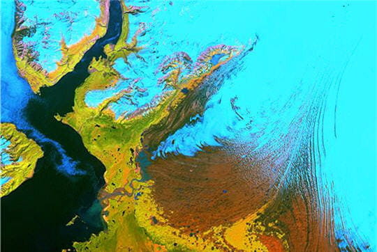 Un autre regard sur la planète Terre