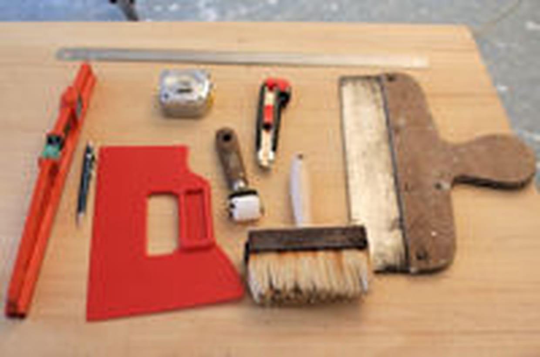 Decoller Papier Peint Intissé poser du papier peint intissé