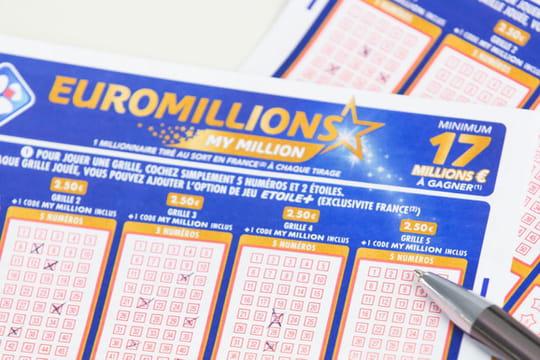 Tirage de l'Euromillions (FDJ): découvrez tous les résultats de ce mardi 24mars 2020