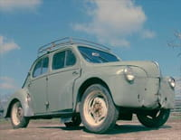 Wheeler Dealers France : Renault 4CV