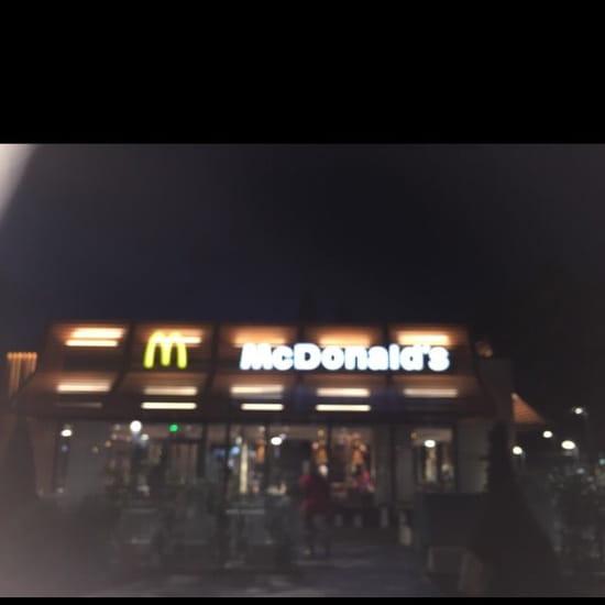 Restaurant : McDonald's