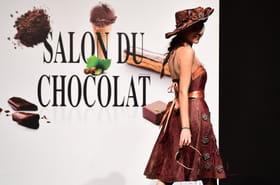 Quelles stars vont défiler au Salon du Chocolatde Paris ?