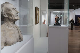 Les établissements culturelsfermés jusqu'en février, la réouverture des musées prioritaire